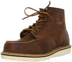 Review of the Red Wing heritage Moc Toe work boot - Best Work ...