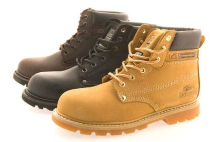 How To Break In Work Boots Like A Pro - Best Work Boots: The Work ...