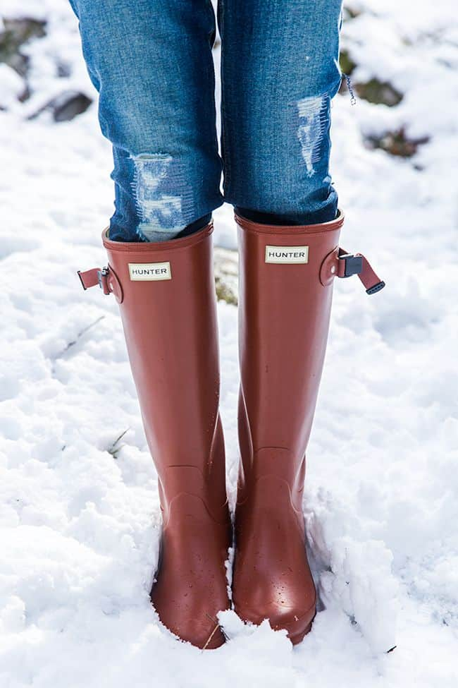 Hunter Boots Why You Need A Pair Best Work Boots The