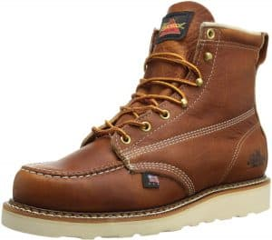 Best quality work boots