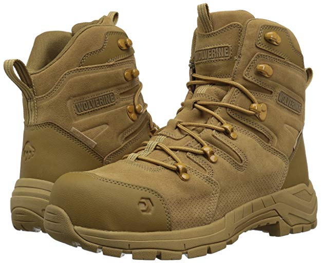 Wolverine Men's Contractor LX Review: A Pair Of Tough And Comfy Shoes